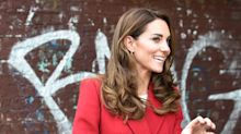 Duchess of Cambridge meets photographers behind moving lockdown pictures
