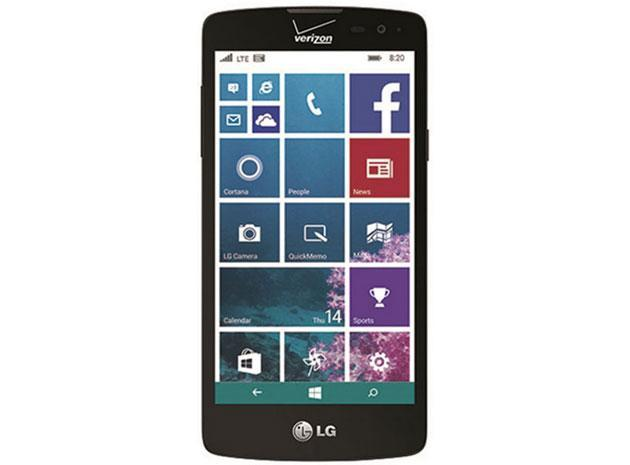 LG's first Windows phone in ages is a budget model for Verizon
