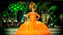 Strictly viewers in hysterics over Susannah Constantine's Carmen Miranda routine