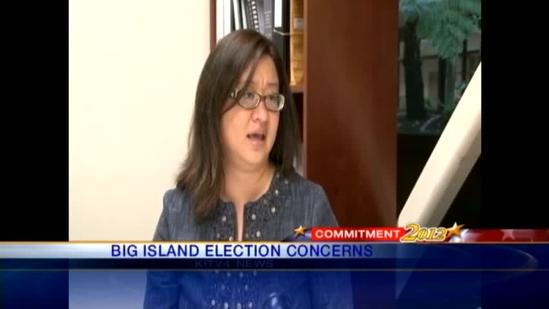 Big Island faces problems ahead of Primary Election
