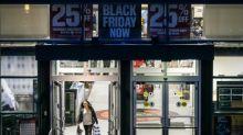 'Black Friday' en EEUU se convierte en una sombra de lo que fue