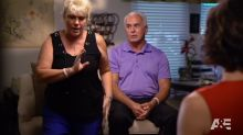 Casey Anthony's mom gets emotional, storms out of interview