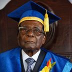 Zimbabwe President Robert Mugabe appears in public 1st time since apparent military coup