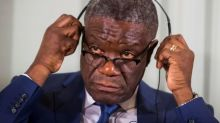 Nobel Peace prize laureate Mukwege worried Congo vote could lead to war