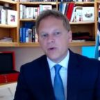 Grant Shapps defends 'get back to the office' comments made while working from home