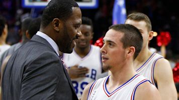 Why the 76ers made Elton Brand their GM