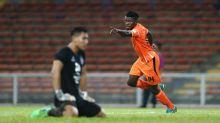 Ifedayo unfazed by big Darul Aman crowd against Kedah