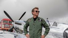 Near-misses, WWII aces and champagne: what it's like to reach 500 hours in a Spitfire
