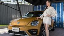 Volkswagen Beetle Dune 限量抵台