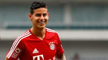 James Rodriguez pockets €6.5m a year on Bayern loan, claims Football Leaks