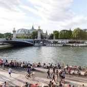Paris Is Creating a New Scenic Walkway Across the Seine River