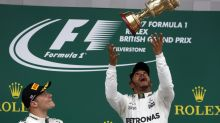 Hamilton wins British GP, Ricciardo fifth