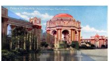 12 Pictures of the 1915 San Francisco World's Fair, Then and Now