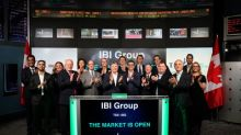 IBI Group Inc. Opens the Market