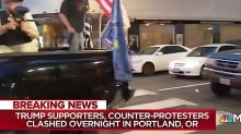 Portland shooting victim, possible suspect identified