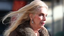 Lady Colin Campbell dropped from Christmas lights switch-on over Prince Andrew comments