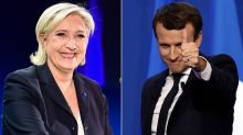 Emmanuel Macron and Marine Le Pen advance to second round of France's presidential election: How the world reacted