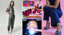 Fashion embraces disco as kitchen becomes dancefloor