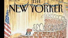 La del muro de Trump y otras portadas icónicas de la revista 'The New Yorker'