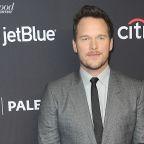 "'Avengers' Cast Jump to Chris Pratt's Defense After Dubbed Hollywood's ""Worst Chris""   THR News"
