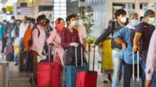 More COVID Cases on Domestic Flights on 4th Day of Resumption