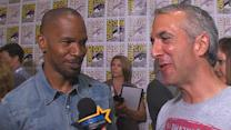 Comic-Con 2013: Jamie Foxx Talks Playing Electro In 'The Amazing Spider-Man 2'
