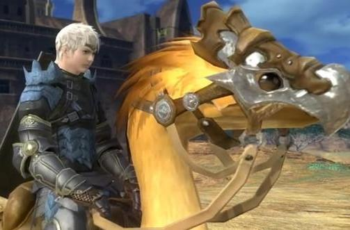 Final Fantasy XIV shows off upcoming transportation innovations