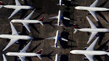 Up to 50,000 airline workers could lose their job tonight if Congress doesn't approve more aid