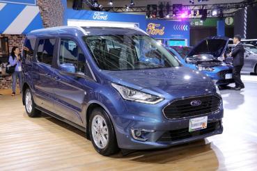 睽違已久的 LAV 新生力軍,Ford Tourneo Connect 即將於 3/4 發表!