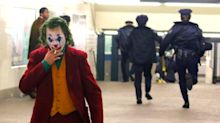 Extras 'trapped' on subway train on the new Joker movie had to wee on the tracks