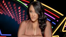 Natalie Nunn is the first housemate evicted from 'Celebrity Big Brother'