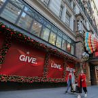 Black Friday online shopping surged over 21 percent amid the pandemic