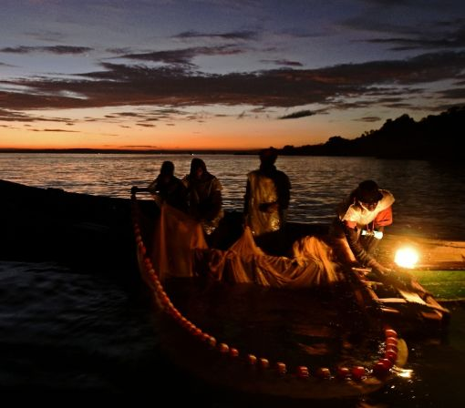 Lake Victoria a 'thunderstorm hotspot' with climate change