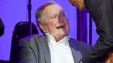 George H. W. Bush Apologizes After He's Accused of Making a 'David Cop-a-Feel' Joke and Groping Second Actress