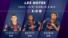 PSG-Nîmes (3-0) : les notes des Parisiens