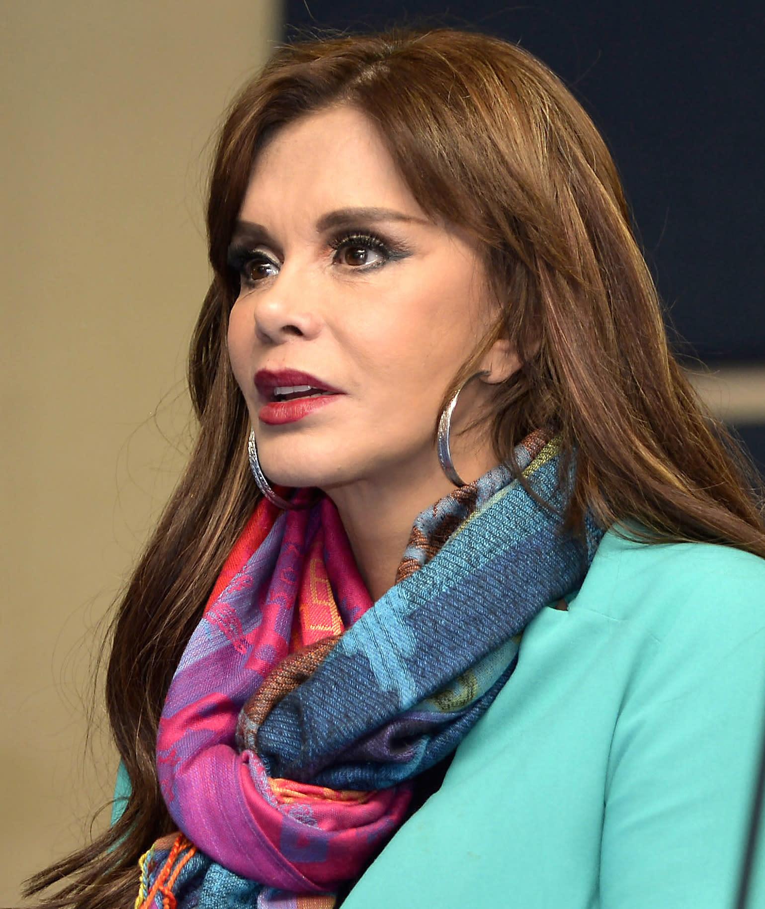 Lucía Méndez no se arrepiente de sus cirugías