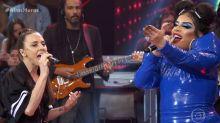 Mel C canta com Gloria Groove e comenta como Spice Girls inspiraram público LGBT