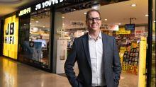 JB Hi-Fi's sales growth slows
