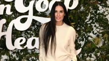 Demi Moore Will Open Up About Her Marriages to Ashton Kutcher and Bruce Willis in New Memoir