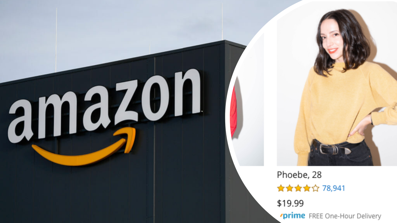 Amazon has started selling people for $30