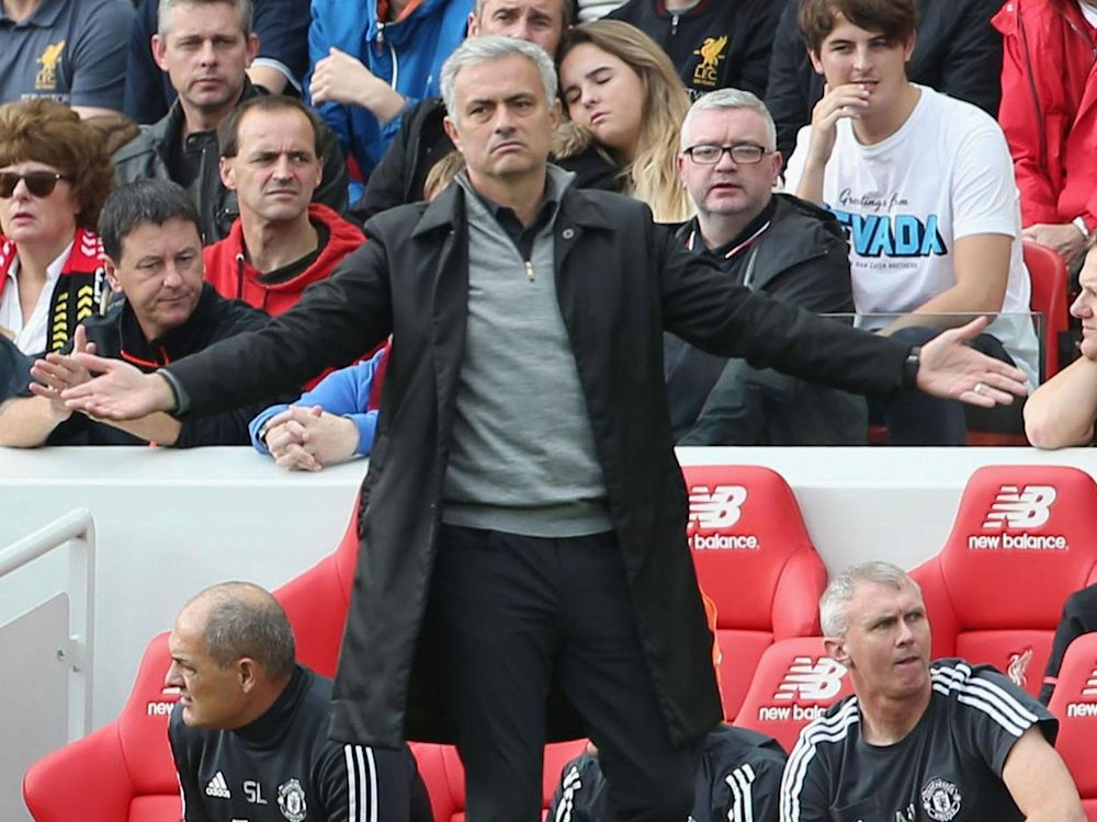 Jose Mourinho's lack of adventure away from Old Trafford could cost Manchester United the title, says Jamie Carragher