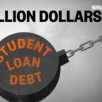 The massive student loan debt burden is a huge financial challenge for women