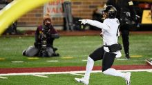 New Cardinals WR Rondale Moore squatted 600 pounds at Purdue