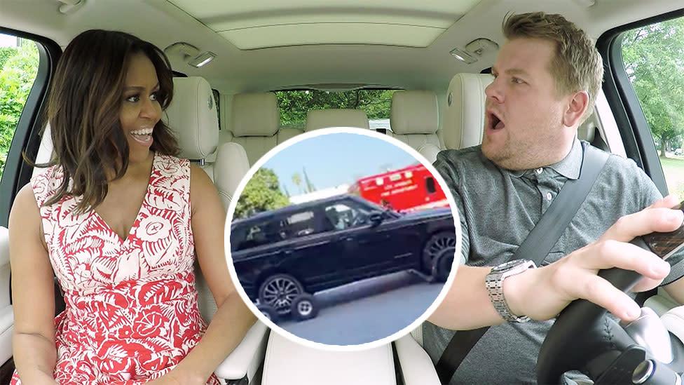'That's cheating': Carpool Karaoke 'lie' exposed leaving fans furious