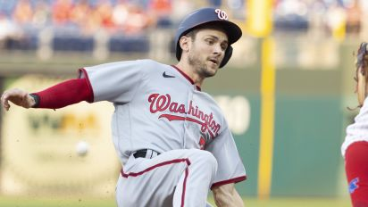 Trea Turner leaves Nats game after COVID test