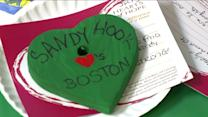 Newtown Sends Prayers To Boston