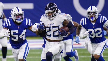 Booms and Busts: Henry runs over the Colts