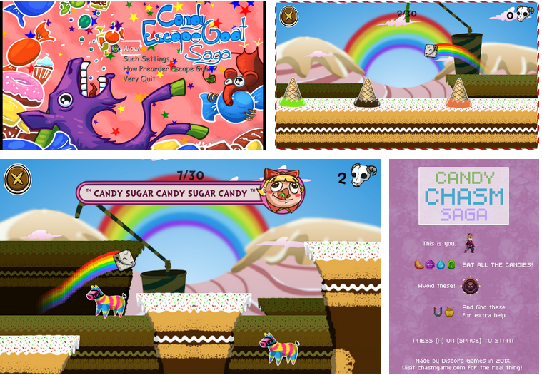 Developers beg for lawsuits, flood app stores with 'Candy