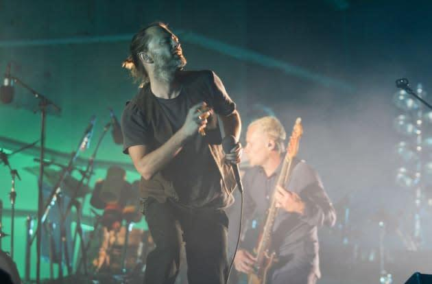 Thom Yorke's BitTorrent release had over a million downloads in six days