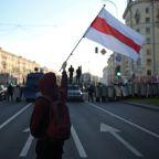 Exclusive: U.S., UK, Canada plan sanctions on Belarusians, perhaps Friday